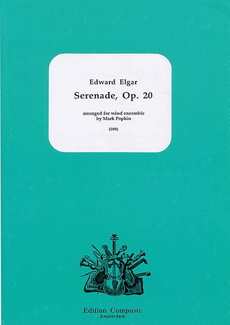 Serenade, Opus 20