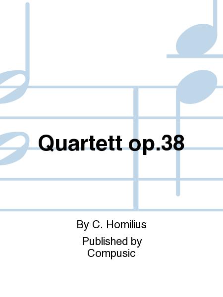Quartett op.38