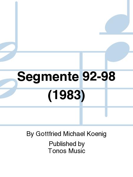 Segmente 92-98 (1983)