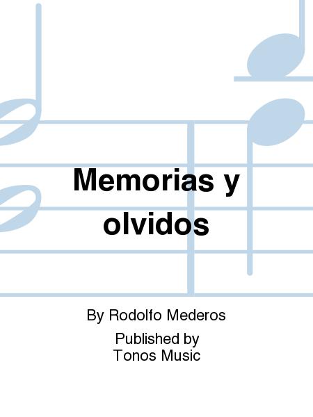 Memorias y olvidos
