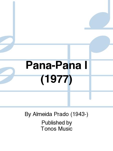 Pana-Pana I (1977)