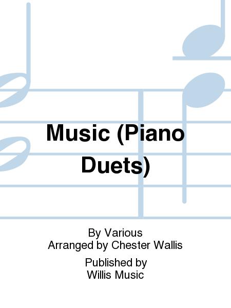 Music (Piano Duets)