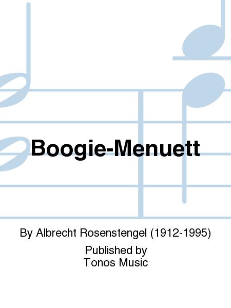 Boogie-Menuett