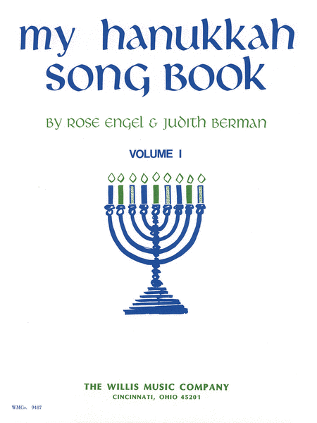 My Hanukkah Song Book