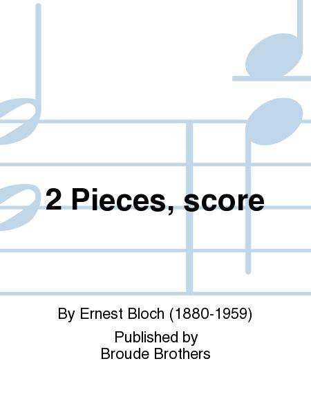 2 Pieces, score