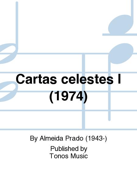 Cartas celestes I (1974)
