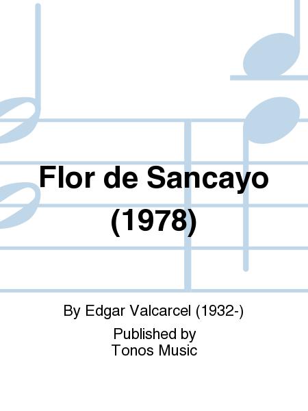 Flor de Sancayo (1978)