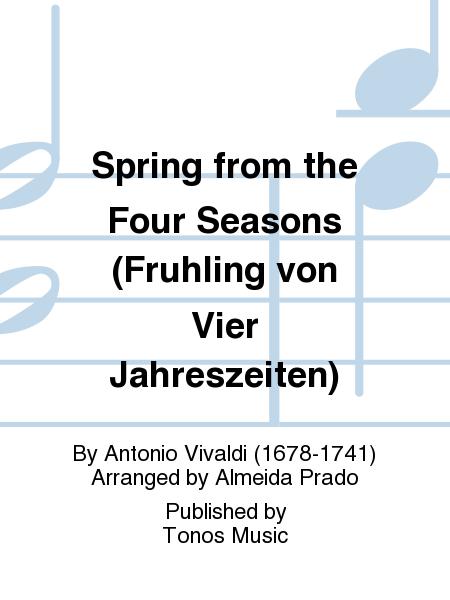 Spring from the Four Seasons (Fruhling von Vier Jahreszeiten)