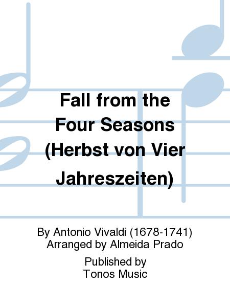 Fall from the Four Seasons (Herbst von Vier Jahreszeiten)