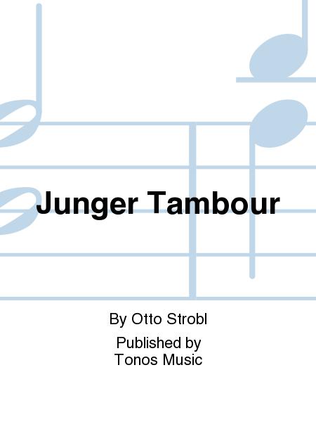 Junger Tambour