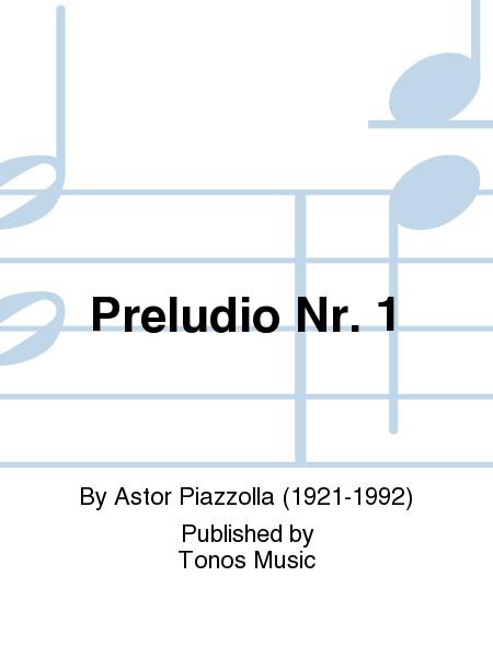 Preludio Nr. 1