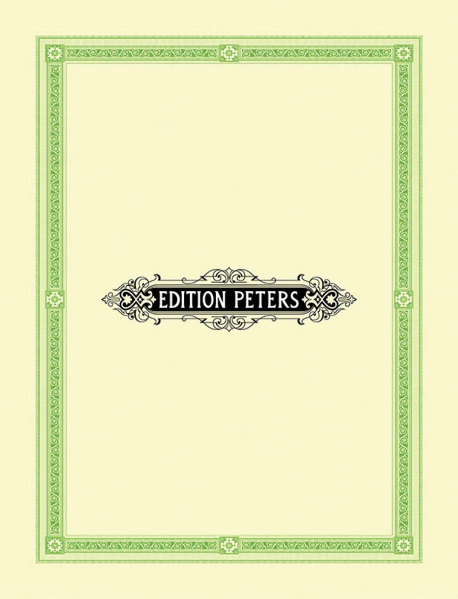 In Memoriam, organ transcription