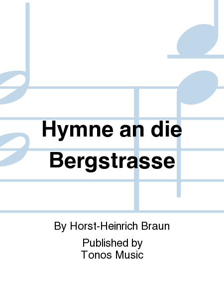 Hymne an die Bergstrasse