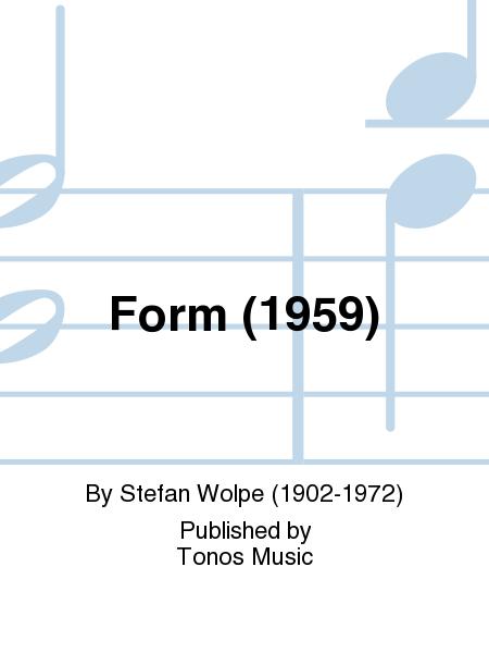 Form (1959)