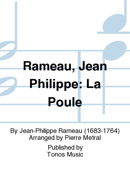 Rameau, Jean Philippe: La Poule