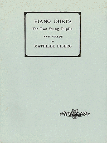Piano Duets for Two Young Pupils