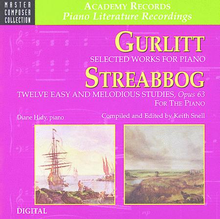 Gurlitt Selected Works for Piano (CD)