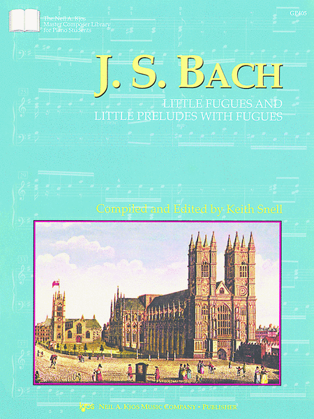 Bach-Little Fugues & Little Preludes w/ Fugues