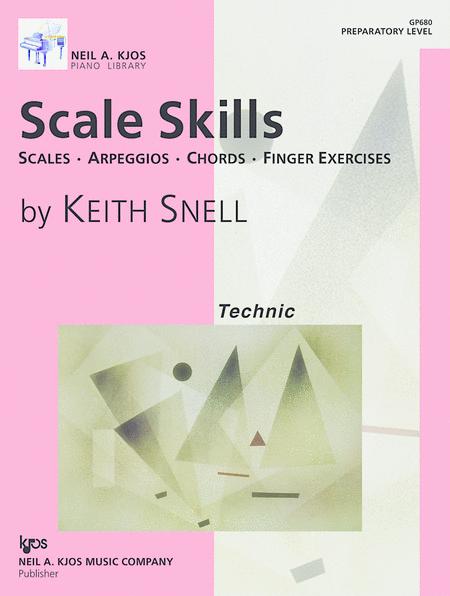 Scale Skills - Preparatory Level
