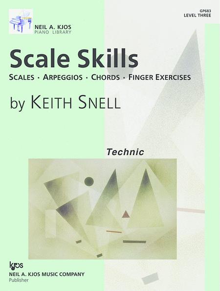 Scale Skills - Level 3