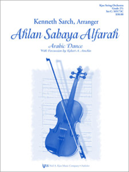 Ahlan Sabaya Alfarah