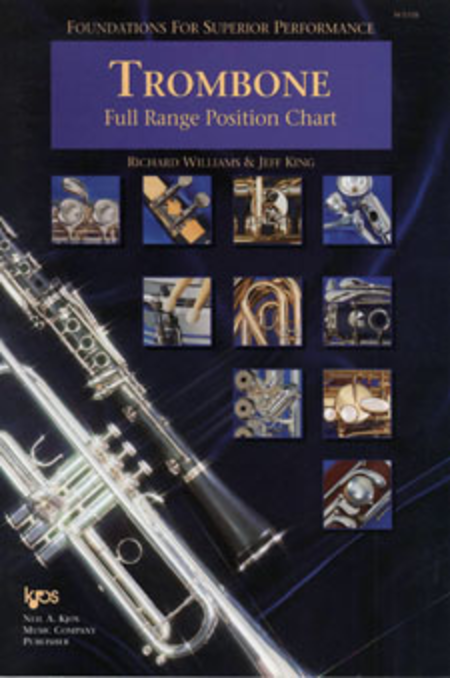 Foundations For Superior Performance Full Range Position Chart-Trombone