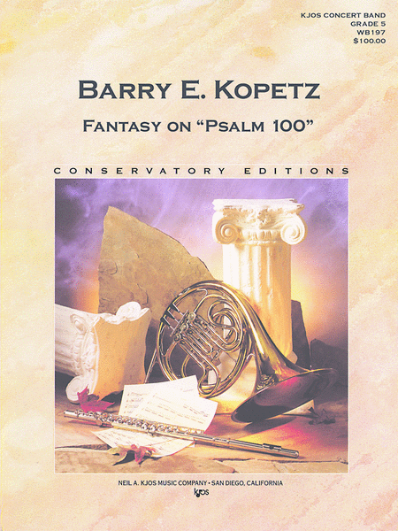 Fantasy On Psalm 100