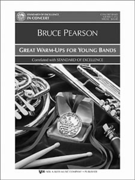 Great Warm-Ups For Young Bands-Score