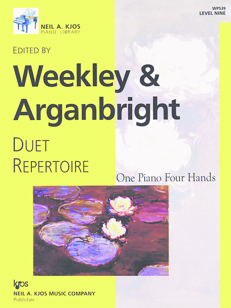 Duet Repertoire - Level 9