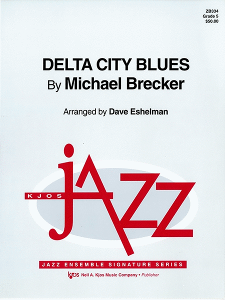 Delta City Blues