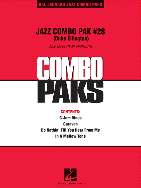 Jazz Combo Pak #28 (Duke Ellington)