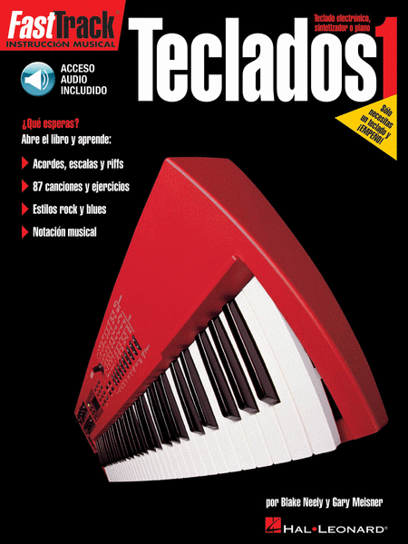 FastTrack Keyboard Method - Spanish Edition - Book 1