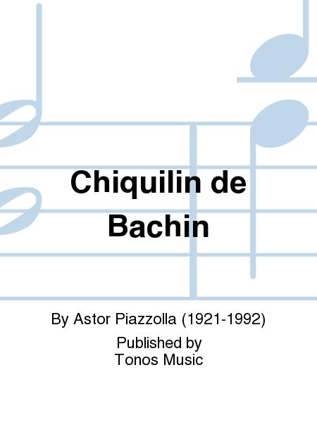 Chiquilin de Bachin