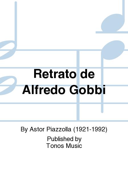 Retrato de Alfredo Gobbi