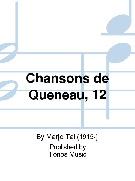 Chansons de Queneau, 12