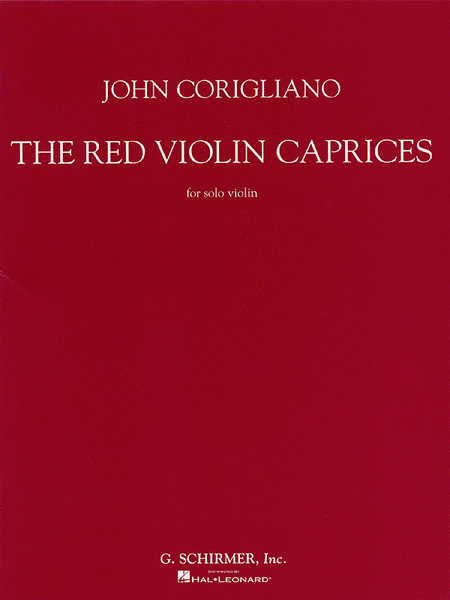 The Red Violin Caprices