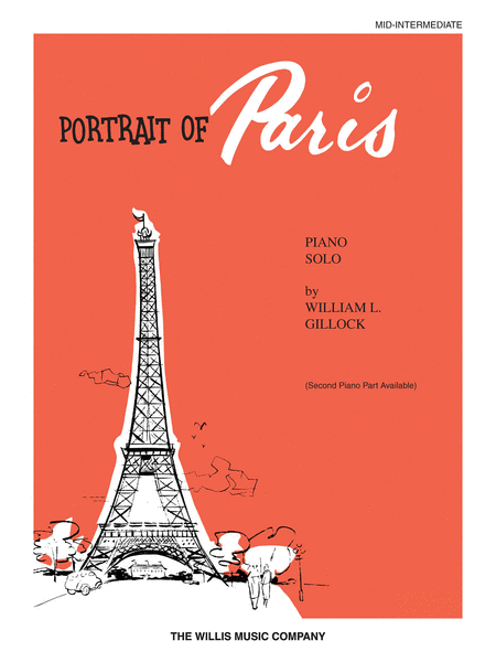 Portrait of Paris
