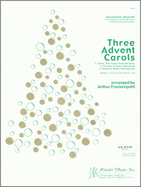 Three Advent Carols