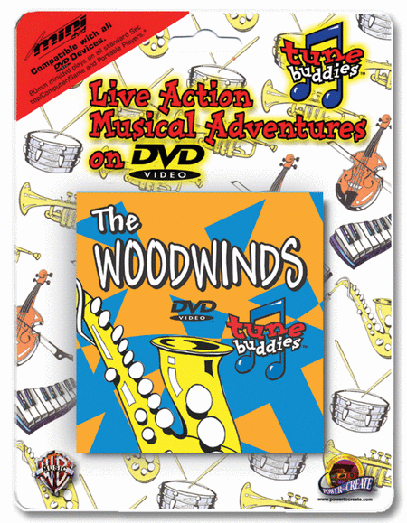 Tune Buddies: The Woodwinds