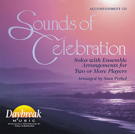 Sounds of Celebration - Accompaniment CD