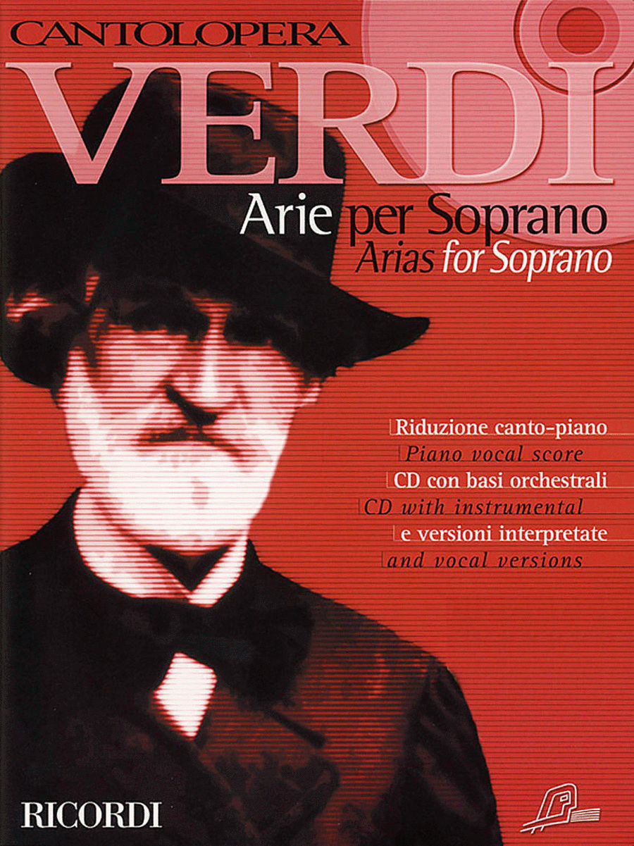 Cantolopera: Verdi Arias for Soprano