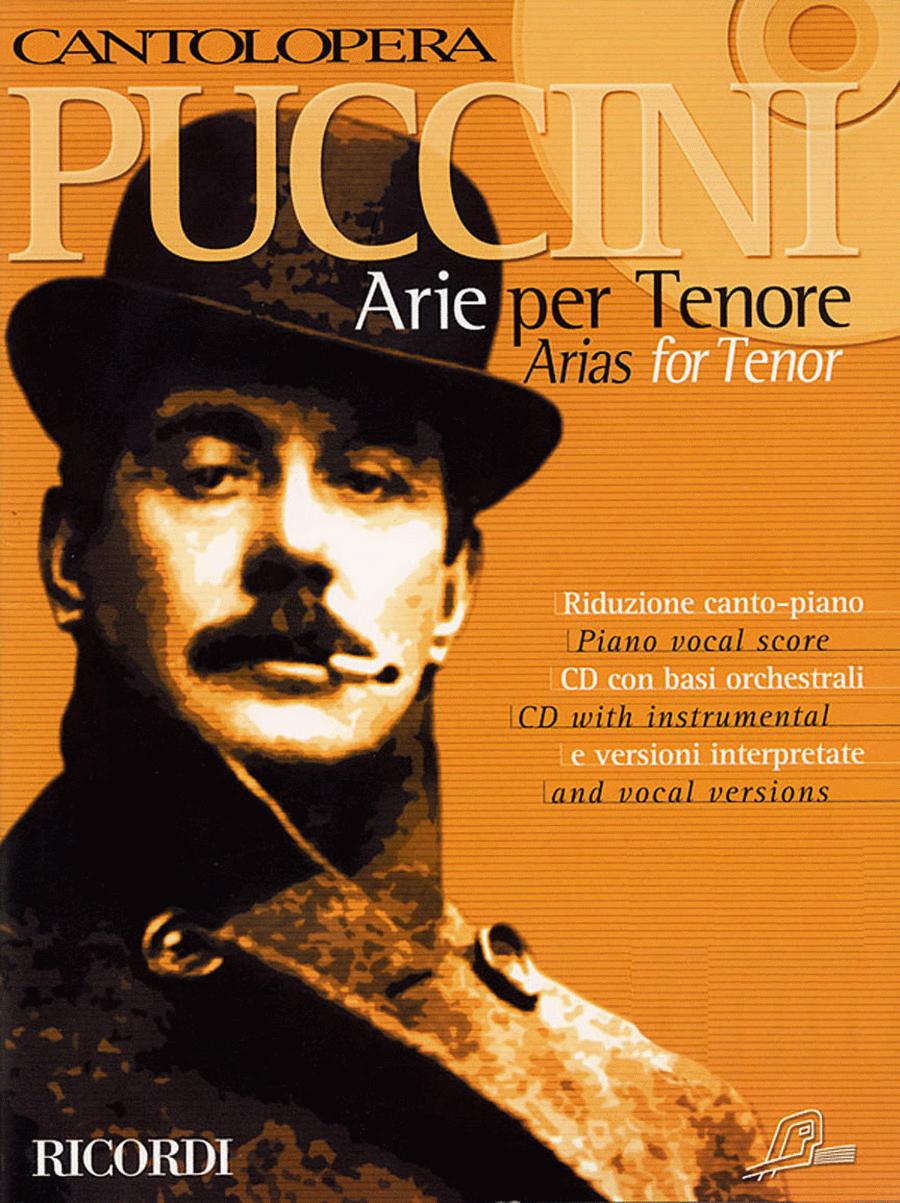Cantolopera: Puccini Arias for Tenor