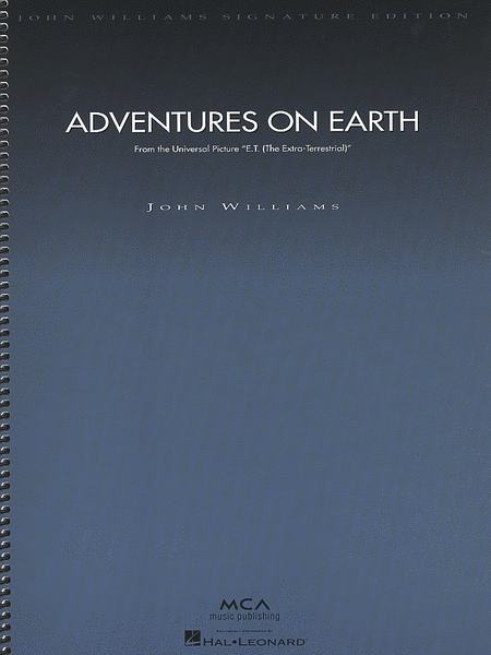Adventures On Earth - Deluxe Score