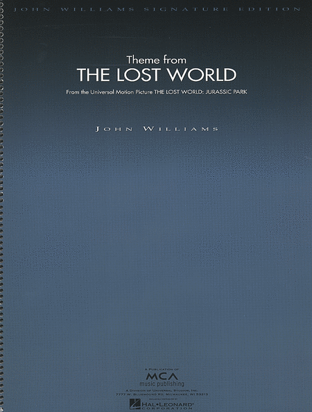 Theme from The Lost World - Deluxe Score