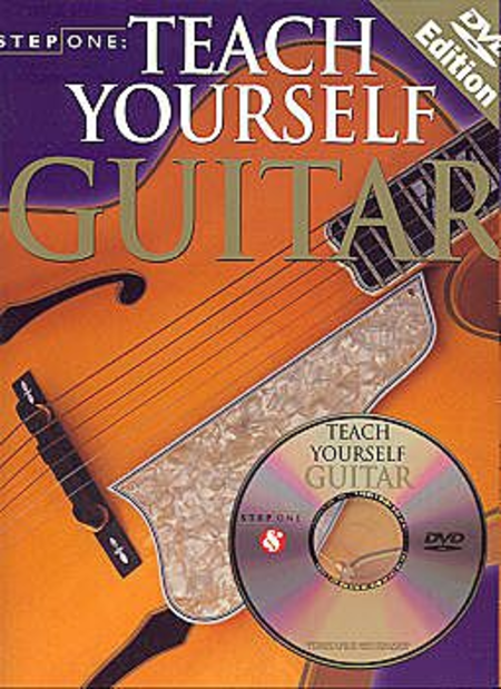 Teach Yourself Guitar (Book and DVD)