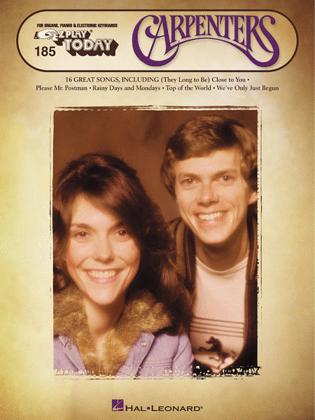 E-Z Play Today #185 - The Carpenters