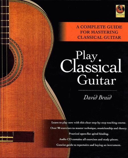 Play Classical Guitar