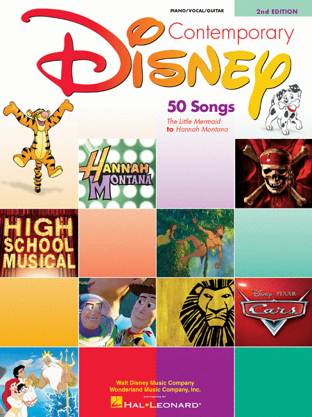 Contemporary Disney - 2nd Edition