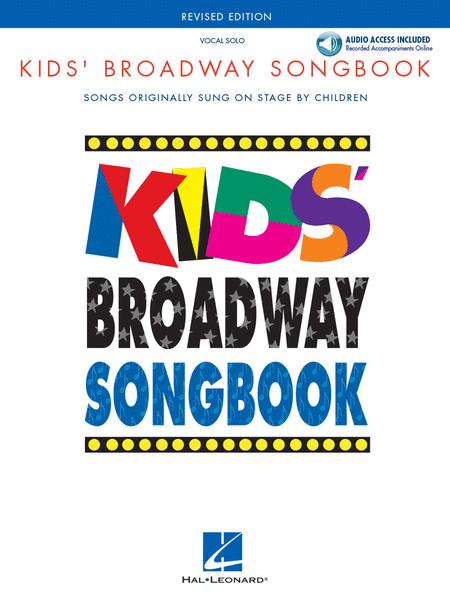 Kids' Broadway Songbook