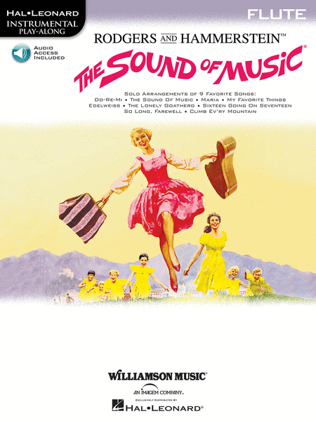 The Sound of Music - Instrumental Solos for Flute (with CD)